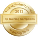 "Zenler named to TrainingIndustry.com's ""2013 Top 20 Authoring Tools Companies"" list"