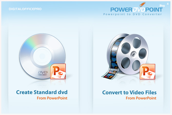 Let's Start with PowerDVDPoint