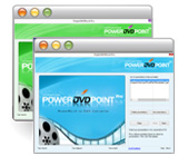 Convert presentations to various video formats