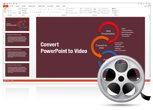 Add Presentation for Conversion