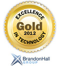 Zenler wins Gold in Brandon Hall Group Excellence in Technology Awards