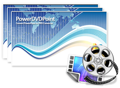 Convert Presentations to DVD format