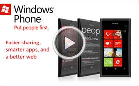 Windows Phone HTML5 Demo