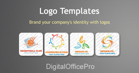 Click to view Free Logo Templates 5.0 screenshot